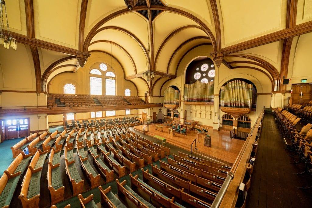 Central Presbyterian Church, Denver, CO