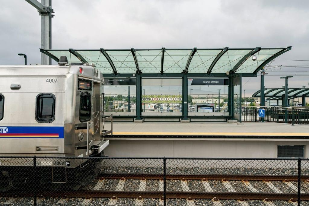 Eagle P3 38th Peoria Station