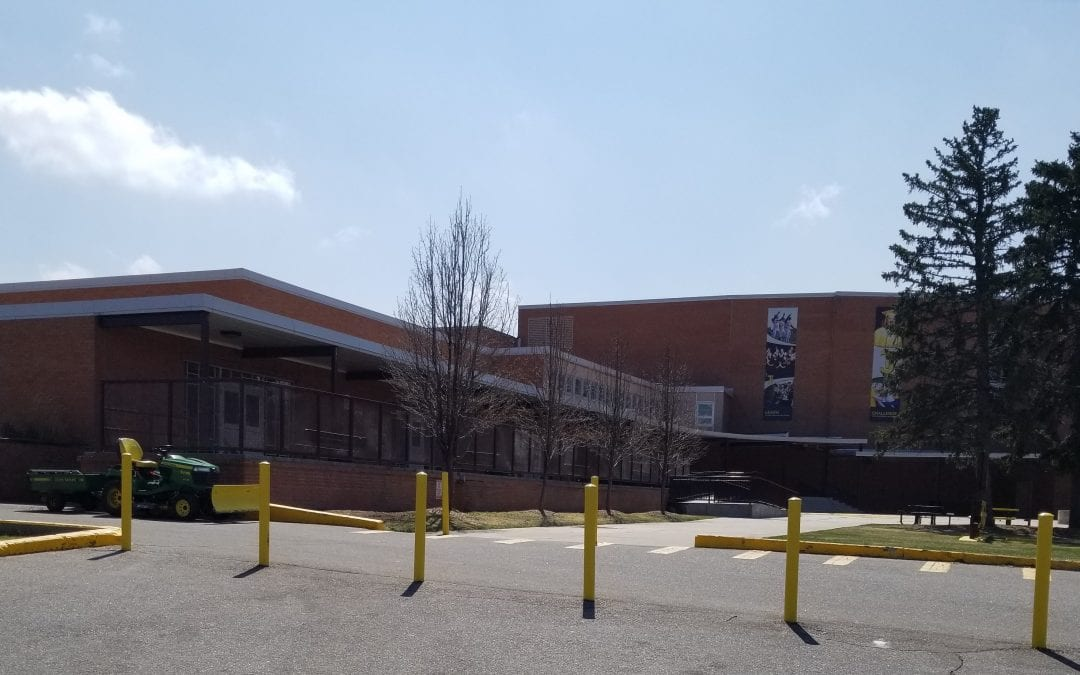 Recent work performed by Integral Engineering Co. at Thomas Jefferson High School