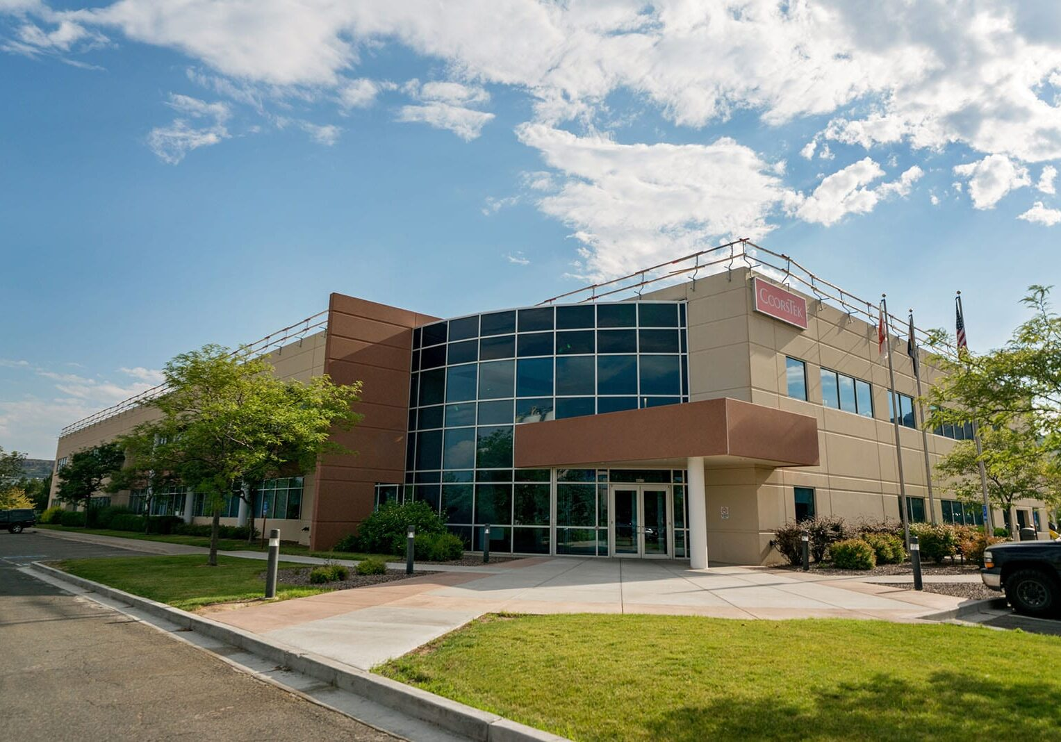 CoorsTek Laboratory, Golden, CO Architectural and Structural Services